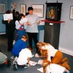 Exposition sur les Feuillants à la bibliothèque municipale de Fontaine (1998)