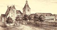 Le monastère des Feuillants vers 1700 (vidéo 3D) Le monastère des Feuillants vers 1700 (vidéo 3D)