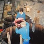 La cuverie de M. et Mme Guignon (entretien de 1997)