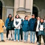 Journées pas comme les autres au lycée professionnel Simone Weil (2000)