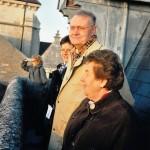 Visite guidée de la tour du château de Fontaine-lès-Dijon