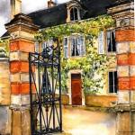 Nicole Lamaille, Une maison de maître du XVIIIe siècle : La Charmille, 2008.