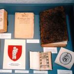 Exposition sur les Feuillants à Fontaine, à la bibliothèque municipale en 1998.