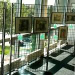 Les maisons de vignerons à Fontaine, par Nicole Lamaille. Exposition à l'Hôtel de Ville, 2009.