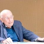 Conférence de Pierre Lévêque : « 1914 : L'entrée en guerre ». 27 septembre 2014, au CAPJ.