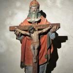 Les représentations de la Trinité dans l'église Saint-Bernard de Fontaine (2007)