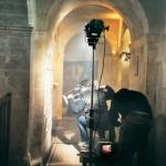 Film sur saint Bernard pour une chaîne allemande de télévision (2002)