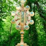 Le grand reliquaire de saint Bernard (2013).